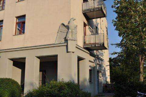 Restauration Einer Stein-Skulptur